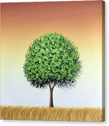 Finding Eden Canvas Print by Rachel Bingaman