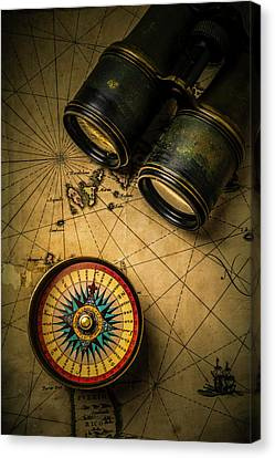 Finding Your Way Canvas Print