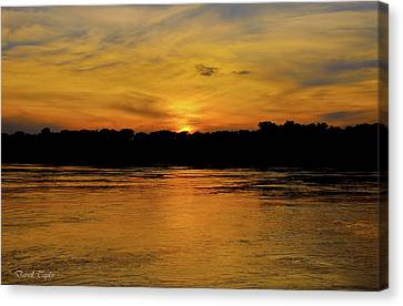 Fine Art America Pic 166 Beautiful Brazos Canvas Print by Darrell Taylor