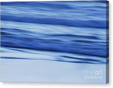 Fine Art - Blue Waters Canvas Print