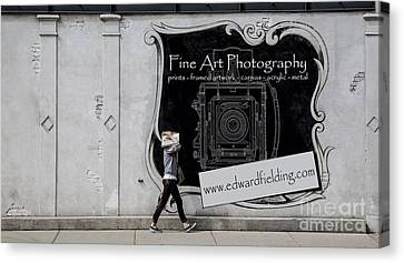 Fine Art Photography By Edward Fielding Canvas Print by Edward Fielding