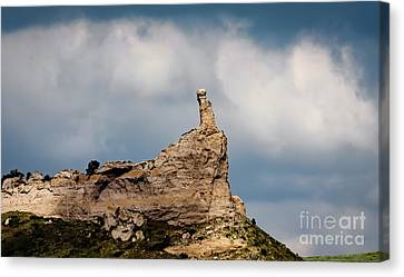 Finger Rock Canvas Print by Jon Burch Photography