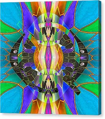 Finus Canvas Print by Raymel Garcia