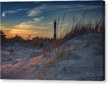 Fire Island Dunes Canvas Print by Rick Berk
