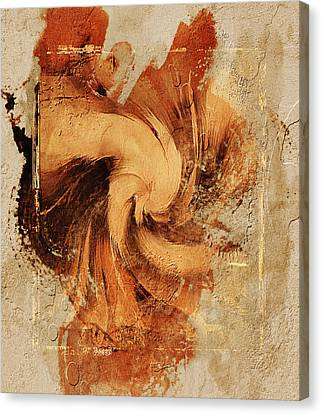 Firefly Urban Abstract Canvas Print
