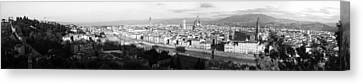 Firenze Canvas Print by Alan Todd