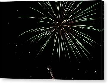 Fireworks 11 Canvas Print by Ron Read