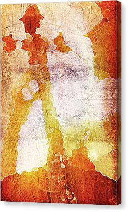 First Cellist Canvas Print by Andrea Barbieri