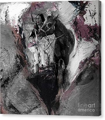 First Generation 04 Canvas Print by Gull G