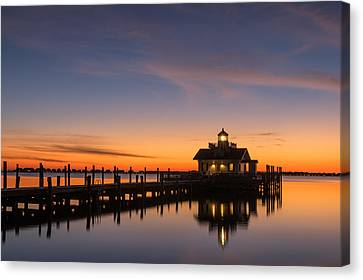 First Light Canvas Print by Gregg Southard