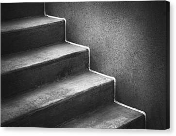 First Steps Toward Canvas Print by Scott Norris