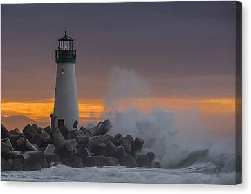 First Sunday Morning Canvas Print