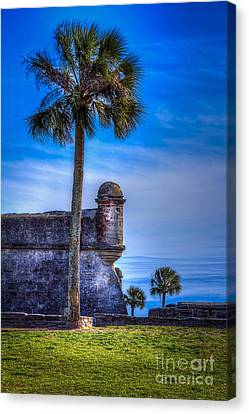 First Watch Canvas Print by Marvin Spates