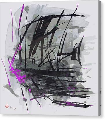 Popular Canvas Print -  Fish Pop Art Poster by Kim Wang