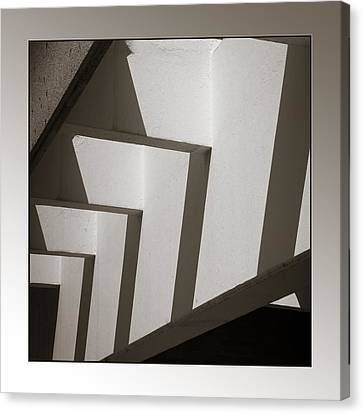 Fishbone Canvas Print by Kevin Bergen