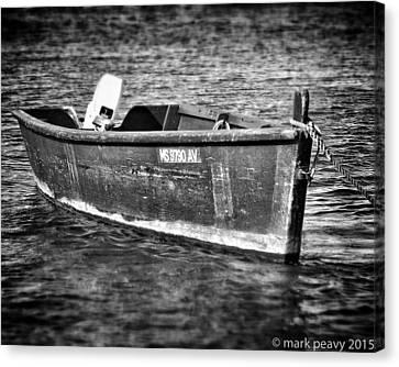 Fishing Boat Cape Cod Canvas Print
