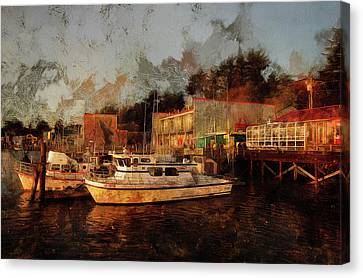 Fishing Trips Daily Canvas Print