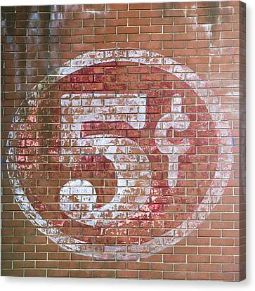 Five Cents Canvas Print by Art Block Collections
