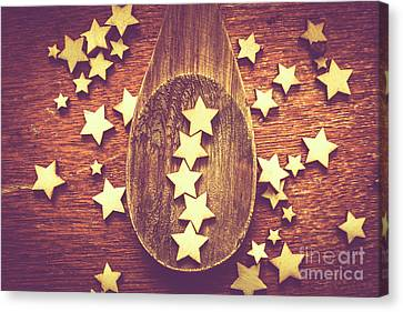 Five Stars Quality Food Service  Canvas Print by Jorgo Photography - Wall Art Gallery