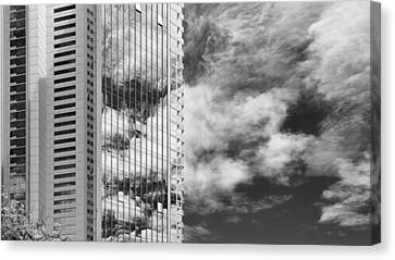 Fla-150531-nd800e-25123-bw Canvas Print