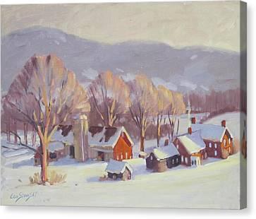 Fletcher Farm 2 Canvas Print