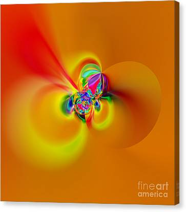 Flexibility 20caaa Canvas Print by Rolf Bertram