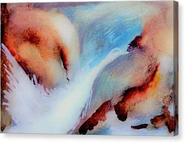 Flight Canvas Print by Madina Kanunova