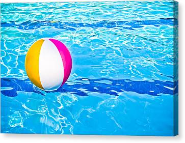Toy Shop Canvas Print - Float by Colleen Kammerer
