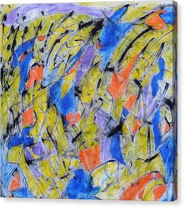 Flood Gate Of Joy Canvas Print