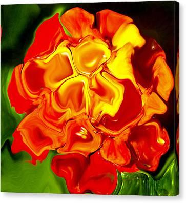 Flora Rebare Bella Canvas Print by Robert OP Parrish