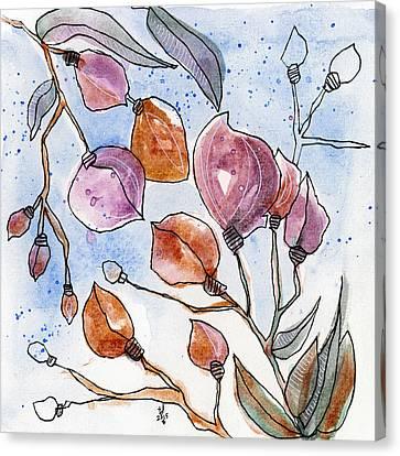 Floral 15 Canvas Print
