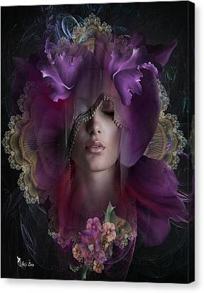 Floral Dreams Canvas Print