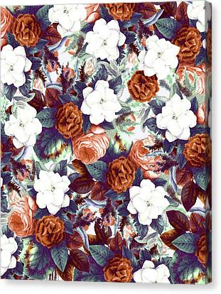 Floral Wonder Canvas Print
