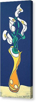 Floral Xxi Canvas Print