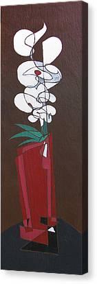 Floral Xxii Canvas Print