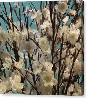 Floral02 Canvas Print