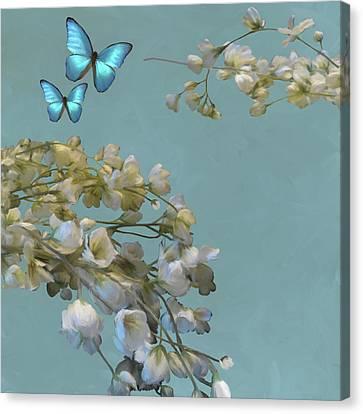 Floral04 Canvas Print