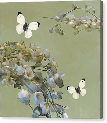 Floral07 Canvas Print
