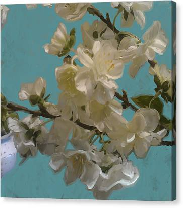 Floral10 Canvas Print