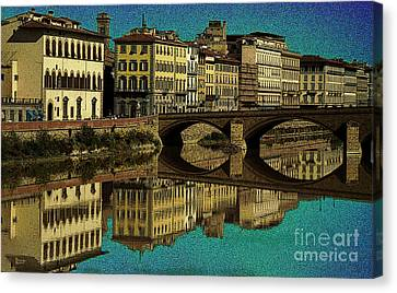 Florence Canvas Print by Jeff Breiman