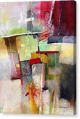 Florid Canvas Print - Florid Dream by Hailey E Herrera