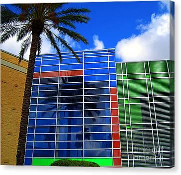 Florida Colors Canvas Print by Susanne Van Hulst