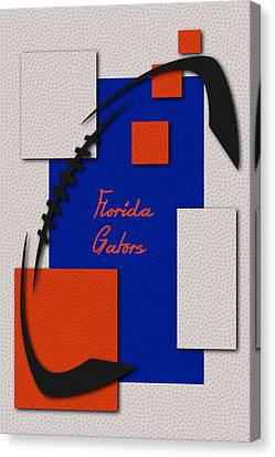 Florida Gators Art Canvas Print