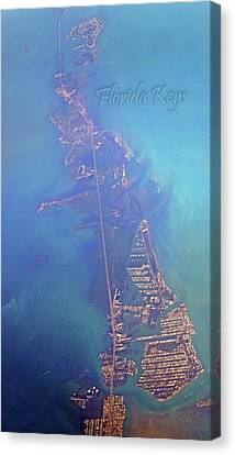 Florida Keys Canvas Print by Betsy Knapp