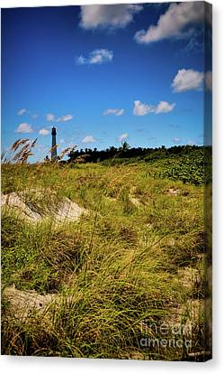 Canvas Print featuring the photograph Florida Lighthouse  by Kelly Wade