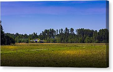 Florida Ranch Canvas Print