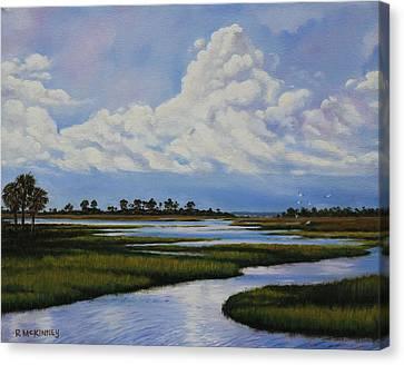 Florida Canvas Print by Rick McKinney