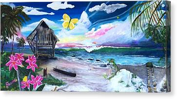 Florida Room Canvas Print