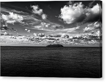 Canvas Print featuring the photograph Floridian Waters by Jon Glaser