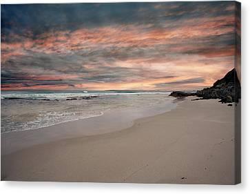Flour Cask Bay Kangaroo Island Canvas Print